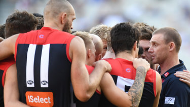 Circle up: The Demons will have a rough build-up to round four.