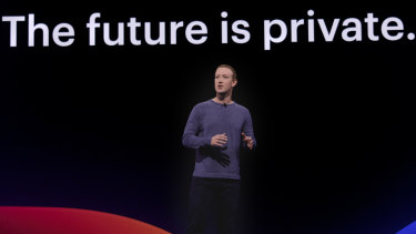 Mark Zuckerberg has Called for globally consistent rules around privacy.