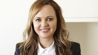 Duquessa Clinics 'restoration Magician', Katherine Millar-Shannon.