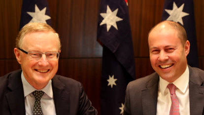 Despite the photo-op, the RBA knows the economy needs more stimulus