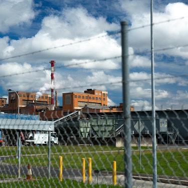Today, Gibson Island is an industrial hub.