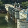 'Unacceptable': Federal department blasts Warragamba Dam wall plan