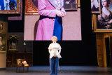 Eryn Jean Norvill in the Sydney Theatre Company's The Picture of Dorian Gray.