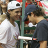 Federer keen to try and solve Nadal puzzle