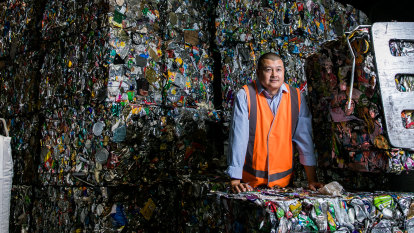 Sydney recycling plant to shut as market prices collapse, costs soar