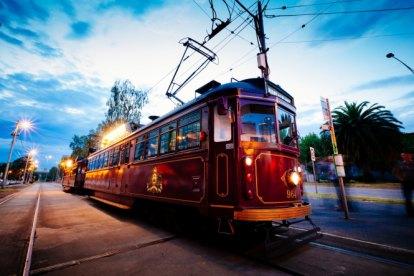 Melbourne's famous tram restaurant sues Yarra Trams