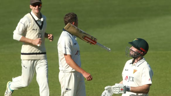 Shield wrap: Test hopefuls on trial but selection picture clouded
