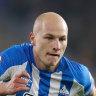 Huddersfield coach coy on Socceroo Mooy's future