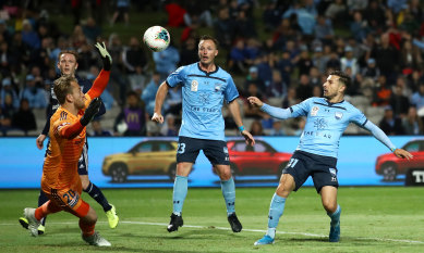 Sydney FC revel in Barbarouses taunts after beating Victory