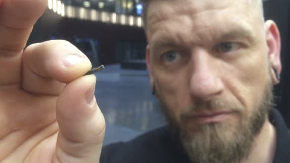 UK businesses planning to implant microchips in staff