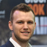 Jeff Horn determined to forget the agony of defeat