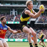 Tigers secure top-four finish in a cracking contest against the Lions