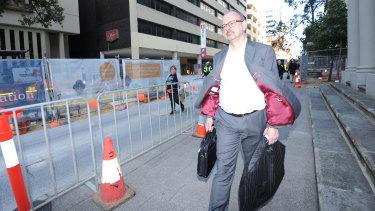 Edwards' lawyer Paul Yovich.