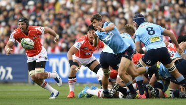 It might be the Sunwolves' last season in Super Rugby next year, but Japan may hold the key to Australia and New Zealand's rugby future.