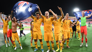 The Olyroos will face Argentina, Spain, Egypt at the 2021 Tokyo Olympics.