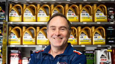 CEO of car parts group Bapcor, Darryl Abotomey says his company is still in a strong position despite the virus.