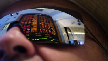 The ASX 200 finished 0.6 per cent lower on Friday, and added 0.1 per cent for the week.