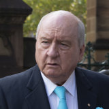 Sleeping Giants was one of the key factors leading to the departure of Alan Jones from 2GB.