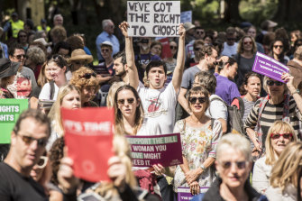 A bill to decriminalise abortion in NSW has seen heated debate and protests.