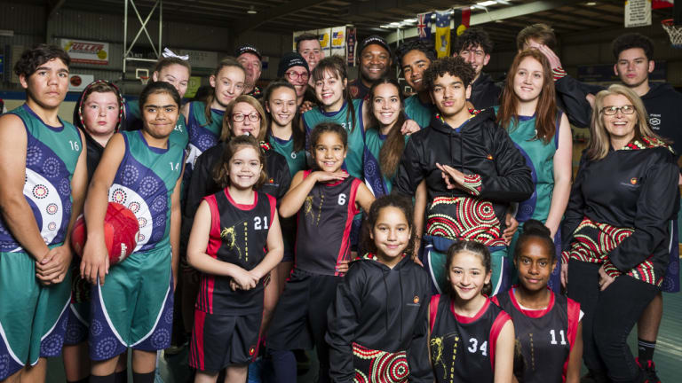 The Winnunga Warriors are hosting a NAIDOC tournament this weekend to promote reconciliation in sport.