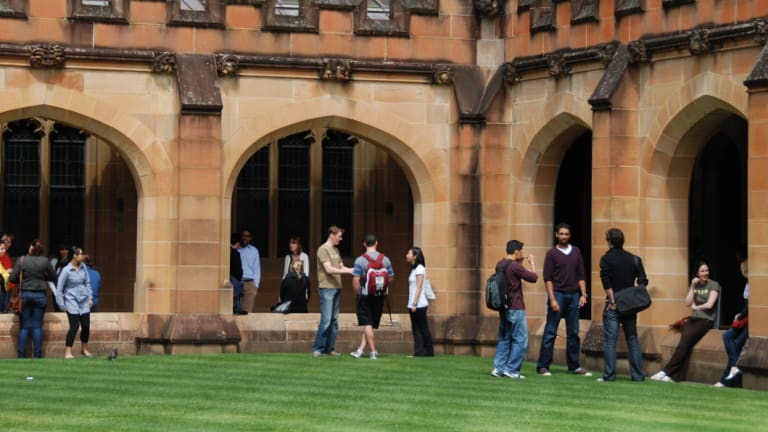 International students are coming to Australia in record numbers, making education the country's third largest export.