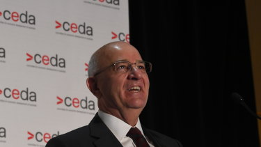 Ausgrid CEO Richard Gross said there is a need for bipartisanship in government to provide certainty to the energy industry.