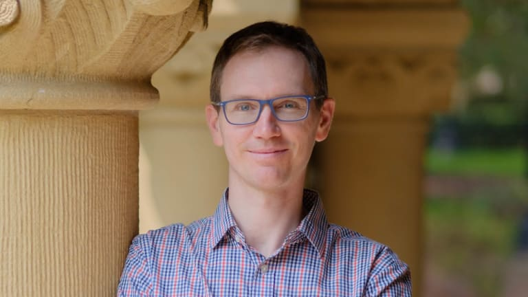 Stanford University's Professor Patrick Hayden is making quantum leaps.