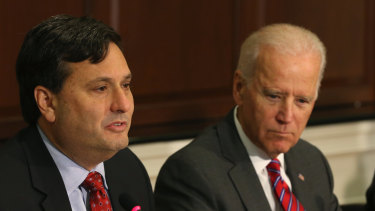 Joe Biden's first big move — naming Ron Klain as his chief of staff — drew praise from progressive activists.