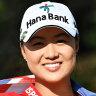 Minjee Lee wins playoff to clinch Evian Championship