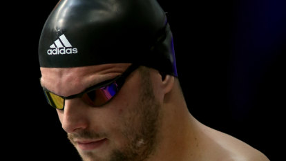 Olympic champion Chalmers back in pool as long road to Games begins