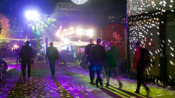 'Go partying till the sun comes up': Berlin's nightlife thrives
