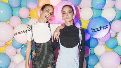 Ultra-fast fashion brand Boohoo is making headlines. Here's why it matters