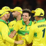 Solid ratings for Australia and India's ODI opener