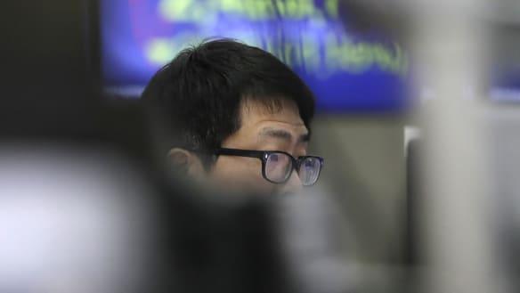 A $132 billion 'ghost stock' blunder is rocking markets in Korea