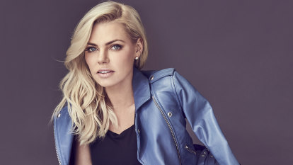 How a chance meeting in the air changed Sophie Monk's life