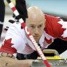 Curler takes leave after drunken debacle in Canada