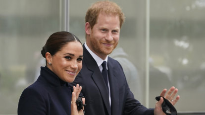 Prince Harry, Meghan get into finance as 'impact partners' of $1.8b firm