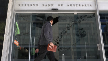The Reserve Bank believes last year's rate cuts may be enough to get the economy accelerating through 2020.