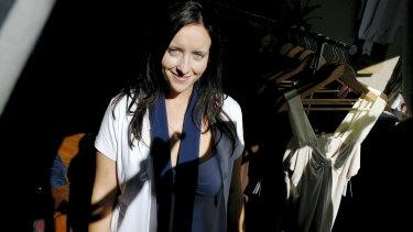Australian designer Katie Perry