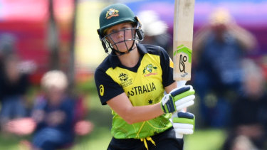 Alyssa Healy has been struggling for runs, failing to make double figures in her past six innings.