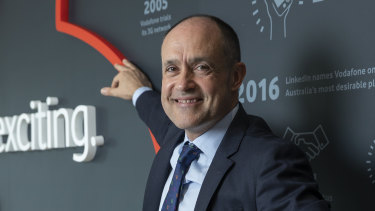 Vodafone Australia CEO Inaki Berroeta says the way is clear now for the merger to be completed in July.