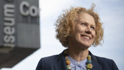 Going but won't be forgotten: Liz Ann Macgregor's legacy at the MCA