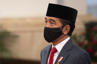 Indonesian President Joko Widodo has maintained his focus on the economy throughout the pandemic and earlier admitted withholding coronavirus information in order to avoid panic.