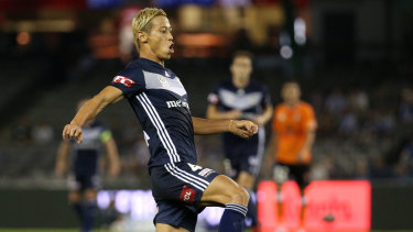 Big names: Any interest from networks will hinge on marquee players like Keisuke Honda.