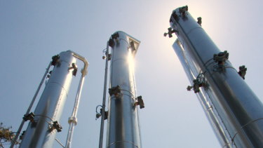 The Catalytic Hydrothermal Reactors that turn plastic waste into reusable, recycled products.