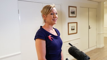 "Queensland Greens Senator Larissa Waters says the number of far-right parties on the senate ballot is ""confronting""."