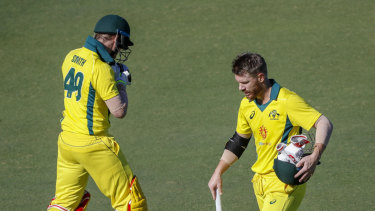 Considerable nastiness: Steve Smith and David Warner are sure to face some hostility in England.