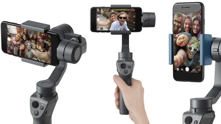 DJI's Osmo Mobile 2.