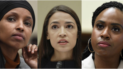 'Horrible & disgusting': Trump digs in amid censure of racist tweets about congresswomen
