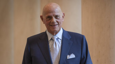 Premier Investments chairman Solomon Lew has taken aim at both Myer and fellow shareholder Geoff Wilson.